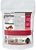 Madre Nature - 100% USDA Organic Camu Camu Powder 8oz Value Pack - Raw Peruvian Camu Camu Powder from High Concentrated Pulp - non-GMO - Vegan - Gluten Free (8oz)