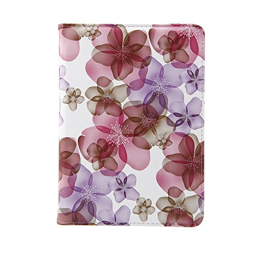 PU leather slim Case for 2012 kindle fire HD 7 inch case 360 Degree Rotating Stand Smart Cover
