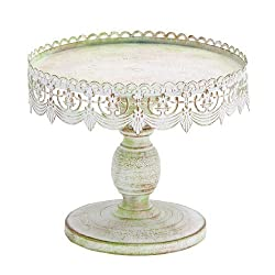 Deco 79 68766 Decorative Traditional Cake Stand 10