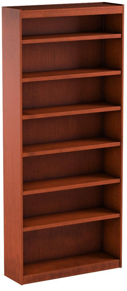 Alera Square Corner Bookcase