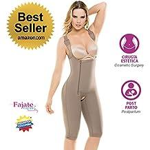Fajate Virtual Sensuality Fajate Fajas Colombiana Butt Lifter Post-Surgery/Post-PARTUM Powernet Girdle 438