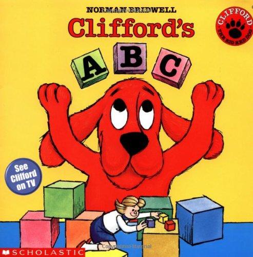 clifford s abc clifford 8x8 norman bridwell 9780590442862