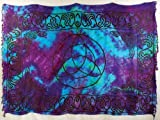 RBI Fortune Telling Toys Altar Cloth Single Triquetra Sarong 44'' x 72''