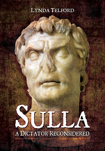 Sulla Book Published April 19 2014 Ancient History