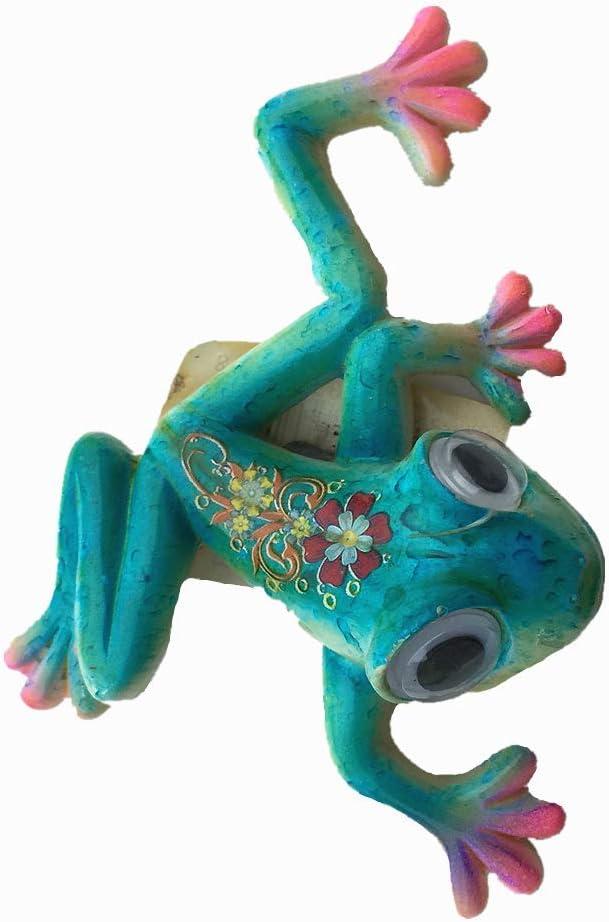 3D Frog Fridge Magnet Home Kitchen Decoration Magnetic Sticker Animal Frog Refrigerator Magnet Craft