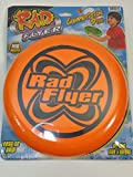 Rad Flyer Orange Competition Disc 180 Grams Frisbee With Official Size & Weight Flying Disc Toy