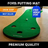 FORB Home Golf Putting Mat 10ft Long - Conquer The Green in Your Own Home! [Net World Sports]