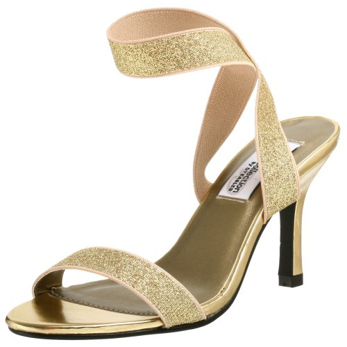 Dyeables Mujeres Bestbet Sandal Gold