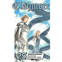 Claymore, Vol. 25: Sword of the Dark Deep