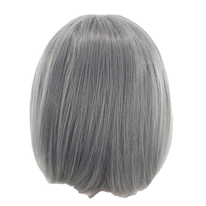 Zarupeng parrucca Parrucca da Donna 9fc6b756b0a0