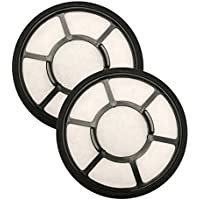 2 Replacements for Black & Decker Pre Filters Compatible With BDASV102 Airswivel Vacuum Cleaners, By Think Crucial