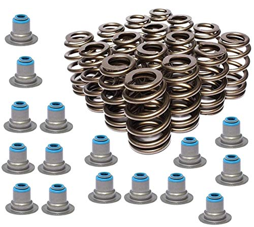 Elgin Industries (Elgin, IL. USA) GM LS1 LS2 LS3 LSX 4.8 5.3 5.7 6.0 6.2 Beehive Valve Springs with Seals .600
