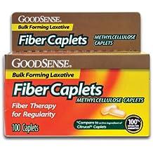 Fieldtex GoodSense Fiber Caplets Methylcellulose Caplets