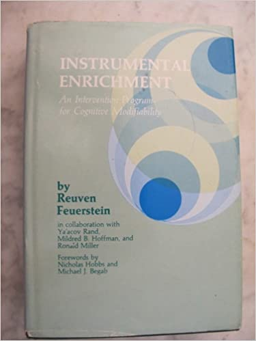 instrumental enrichment an intervention program for cognitive modifiability