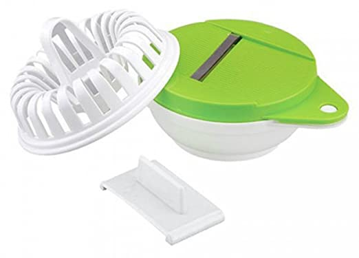 19 opinioni per Always Fresh Kitchen Chips Utensilio Microonde patate, Verde, 12,8 x 9 x 13,5 cm