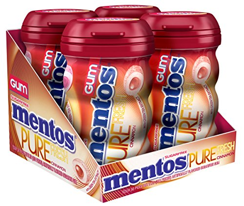 mentos-gum-sugar-free-pure-fresh-cinnamon-50-piece-pack-of-4