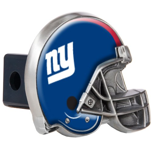 NFL New York Giants Helmet Trailer Hitch Cover