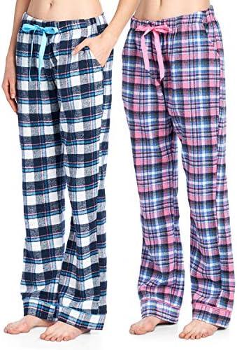 Ashford Brooks Womens Flannel Pajama product image