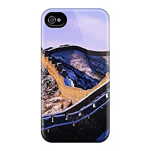 Hot SFc35022efoS Great Wall China Cases Covers Compatible With Samsung Galxy S4 I9500/I9502
