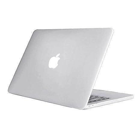BIBNGLO MacBook Air 13 Funda MacBook Air 13 Cover plástico ...