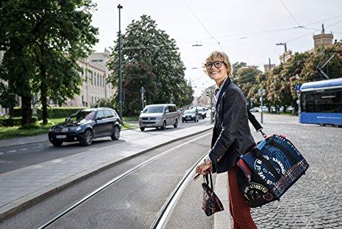 usages noir 0593 de M Taupe tailles voyage couleur S CB dimensions Noir L sport Reisenthel choix Baroque Sac de et et tous au vTxwRvI0qn