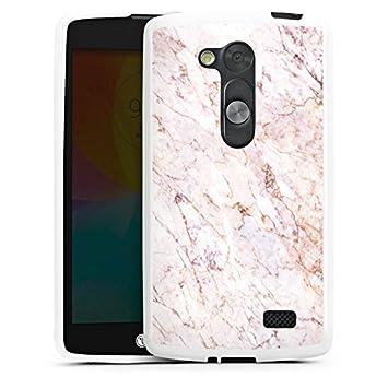DeinDesign LG G2 Lite Silikon Hulle Case Schutzhulle Marmor Look Marble