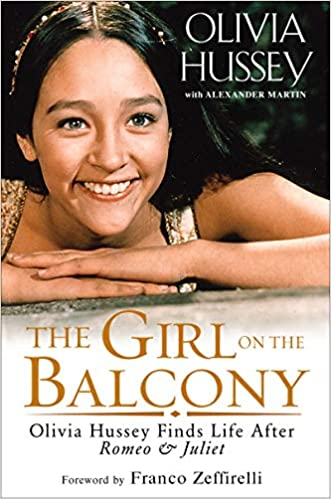 The Girl on the Balcony book cover