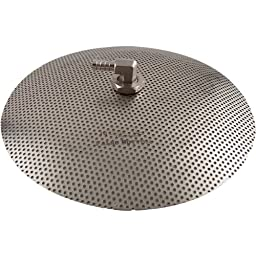 Stainless Steel False Bottom for Homebrew Pot: 12\