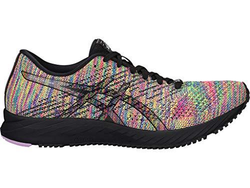 (ASICS Women's Gel-DS Trainer 24 Running Shoes, 10M, Multi/Black)