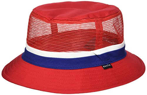 men s hardy short brim mesh bucket