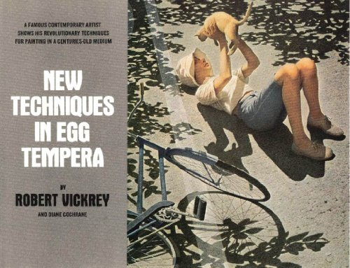 New Techniques in Egg Tempera ()