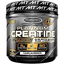 MuscleTech Platinum Creatine Monohydrate...