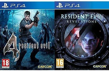 Resident Evil 4 HD & Evil Revelations HD: Amazon.es: Videojuegos