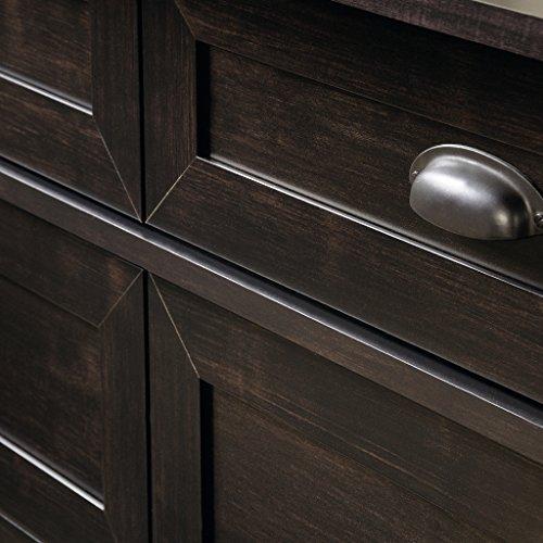 Sauder 419462 Furniture County Line, Dresser, Estate Black