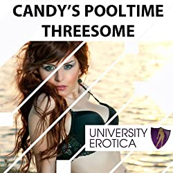 Candy's Pooltime Threesome