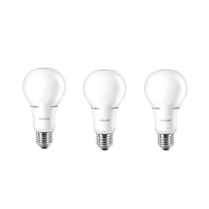 Philips - 459065 Bombilla equivalente a A21,luz LED regulable con efecto de