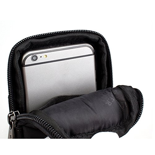 Viiger Multipurpose Canvas Vertical Smartphone Pouch Cell