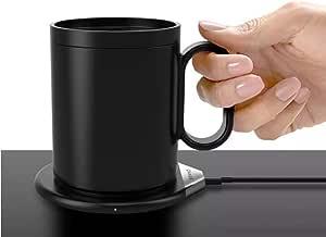 Graduation - Owl picture Printed Magic Coffee Mug, Black