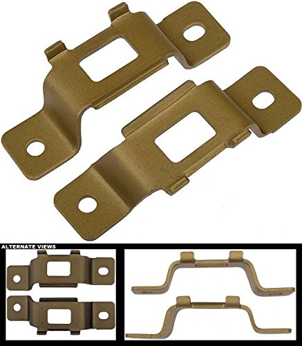APDTY 49543 Tailgate Latches