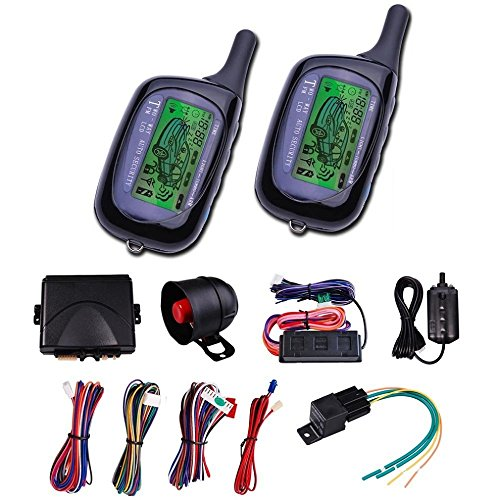 CarBest Vehicle Security Automatic Burglar product image