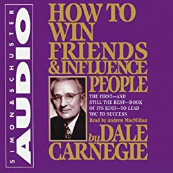 by Dale Carnegie (Author), Andrew MacMillan (Narrator), Simon & Schuster Audio (Publisher) (6251)  Buy new: $31.93$23.95 193 used & newfrom$23.95