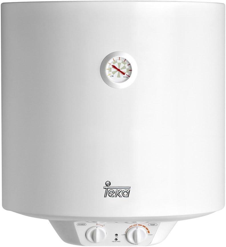 Teka EWH 50 Termo Eléctrico, 1500 W, 50 litros, Blanco