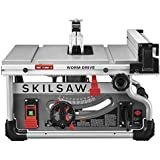 """SKILSAW SPT99T-01 8-1/4"""" Portable Worm Drive Table Saw"""