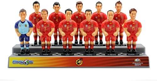Figuras de equipo para futbolín Minigols - 5RFE-2014-2: Amazon.es: Deportes y aire libre