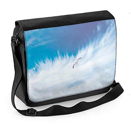 Messenger Bag In Sky Laptop Seagull wqFSxpZ