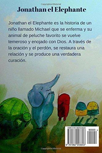 Jonathan el Elephante (Spanish Edition): Andrew W. Merced: 9781982043643: Amazon.com: Books