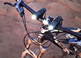 Power Bulbs 2 Bike Light 6w High Output Cree
