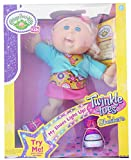 Cabbage Patch Kids Twinkle Toes by Skechers Caucasian Girl Blonde Hair/Blue Eyes