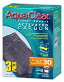 Product review for Aquaclear Activated Carbon Insert, 30-Gallon Aquariums, 3-Pack