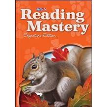 Reading Mastery Reading/Literature Strand Transition Grade 1-2, Textbook
